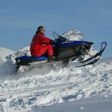 Scooter des neiges en région Provence-Alpes-Côte d'Azur et Corse