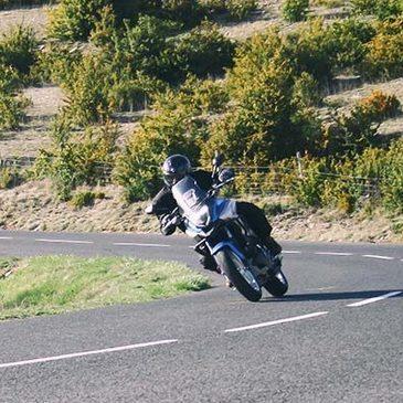 Week end Pilotage Auto et Moto, département Lozère