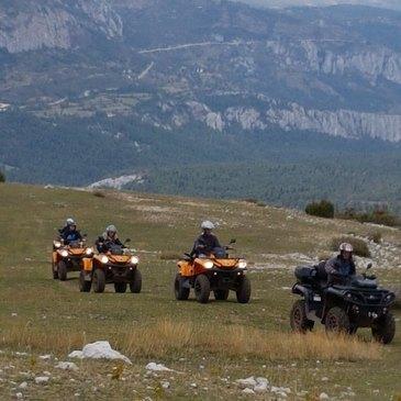Quad & Buggy, département Alpes Maritimes