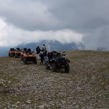 Quad & Buggy en région Provence-Alpes-Côte d'Azur et Corse