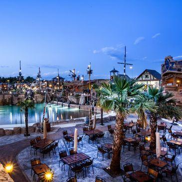 Week-end chez les Pirates au Cap d'Agde