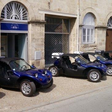 Week end Pilotage Auto et Moto en région Aquitaine