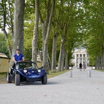 Bordeaux, Gironde (33) - Week end Pilotage Auto et Moto