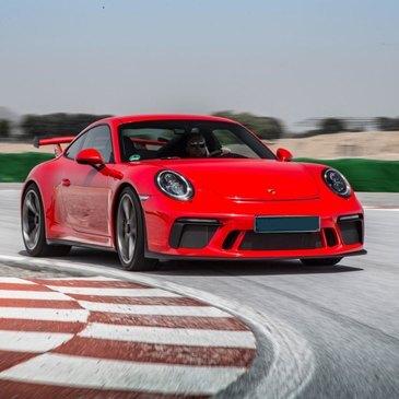 Stage de Pilotage Porsche 991 GT3 près d'Avignon