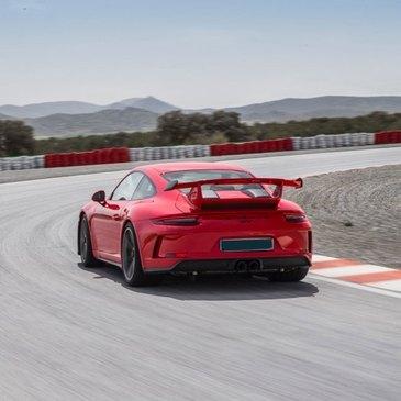 Stage de pilotage Porsche, département Vaucluse