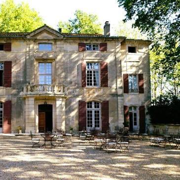 Week-end Gourmand dans un Château à Saint-Rémy-de-Provence