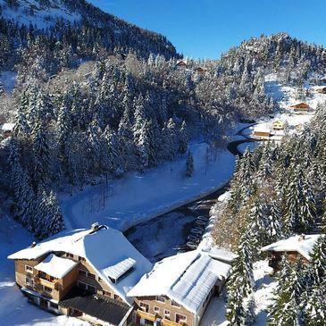 Offrir Week end à la Montagne département Ain
