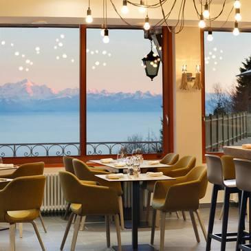 Week-End à la Montagne face au Mont-Blanc en région Rhône-Alpes