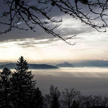Week-End en Amoureux à la Montagne dans le Jura