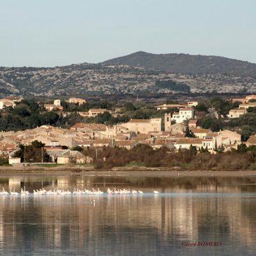 Saint-Pierre-la-Mer, à 30 min de Narbonne, Aude (11) - Baptême de l'air hélicoptère