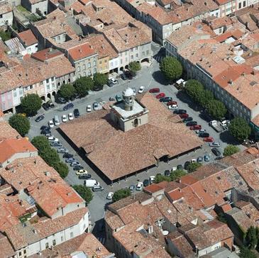 Baptême de l'air hélicoptère, département Haute Garonne