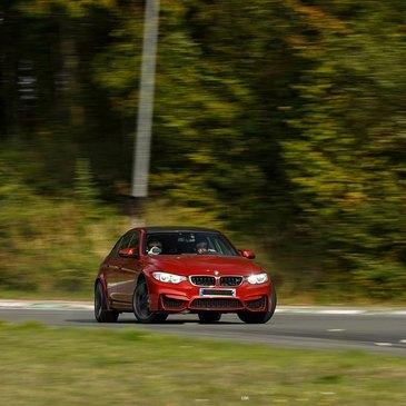 Stage de Pilotage BMW M3 - Circuit de Folembray