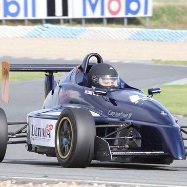 Stage en Formule Renault - Circuit du Luc