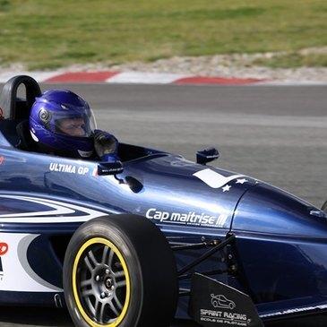 Stage en Formule Renault - Circuit d'Abbeville