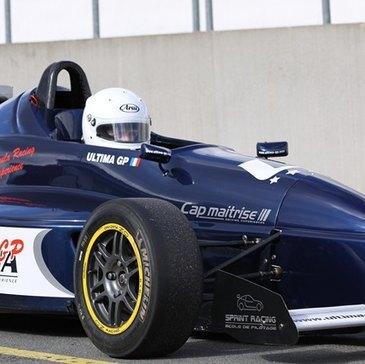 Stage de pilotage Formule Renault, département Somme