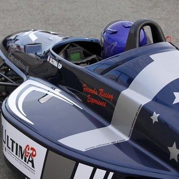 Stage de pilotage Formule Renault en région Picardie