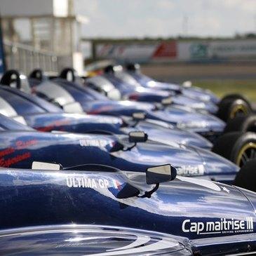 Stage de pilotage Formule Renault proche Circuit d'Abbeville