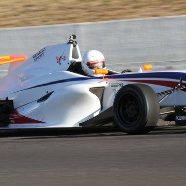 Stage de pilotage Formule 3, département Somme