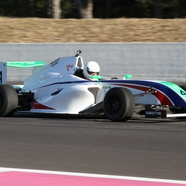 Stage de pilotage Formule 3 en région Picardie