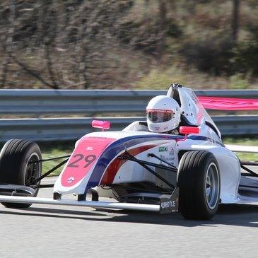 Circuit d'Abbeville, Somme (80) - Stage de pilotage Formule 3