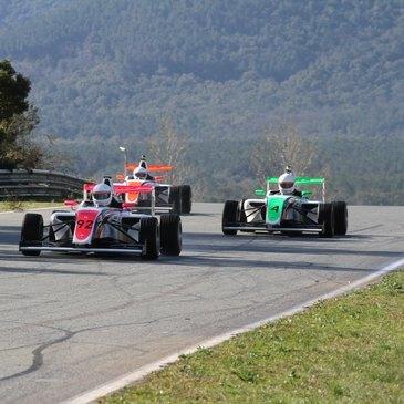 Stage de pilotage Formule 3 en région Nord-Pas-de-Calais