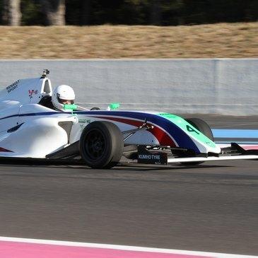 Circuit de Croix-en-Ternois, Pas de calais (62) - Stage de pilotage Formule 3