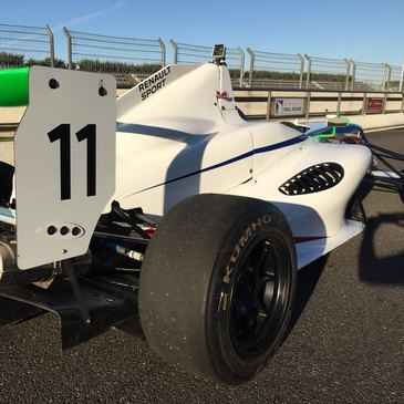 Stage de pilotage Formule 3 proche Circuit de Croix-en-Ternois