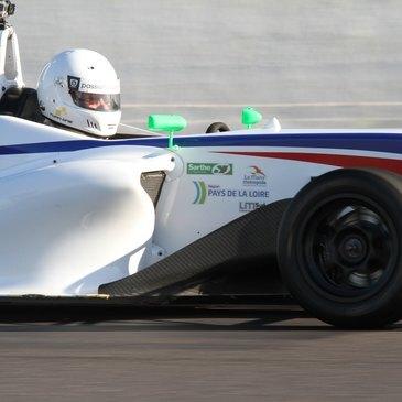 Stage de pilotage Formule 3 en région Rhône-Alpes