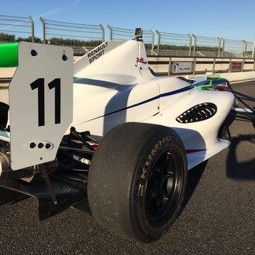 Circuit de Saint-Laurent-de-Mûre, Rhône (69) - Stage de pilotage Formule 3