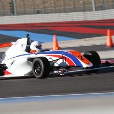 Stage en Formule 4 - Circuit de Trappes