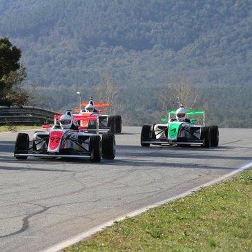 Circuit de Trappes, Yvelines (78) - Stage de pilotage Formule 3