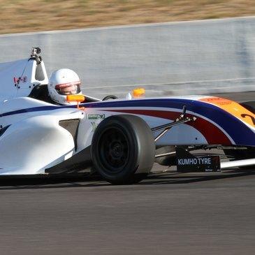 Stage en Formule 4 sur le Circuit de Mérignac