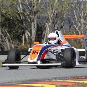 Circuit de Mérignac, Gironde (33) - Stage de pilotage Formule 3
