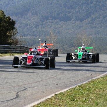 Stage de pilotage Formule 3 proche Circuit de Lohéac