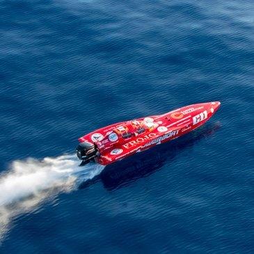 Initiation au Pilotage d'Offshore à Marseille
