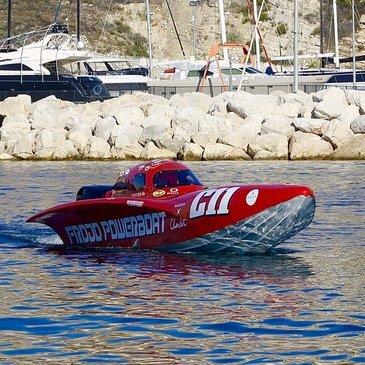 Marseille, Bouches du Rhône (13) - Balade en bateau