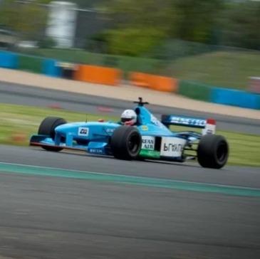 Stage Formule Renault et F1 - Circuit du Castellet Grand Prix