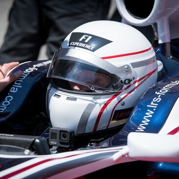 Stage de Pilotage Formule 1 en région Provence-Alpes-Côte d'Azur et Corse