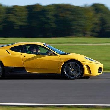 Stage en Ferrari F430 sur le Circuit de Mornay