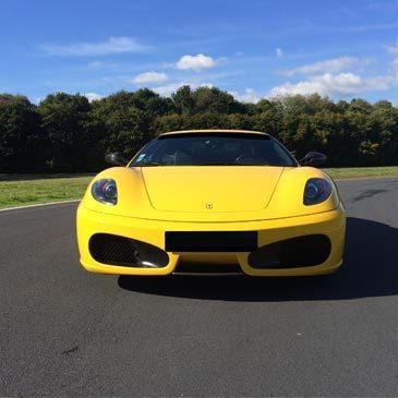 Circuit de Mornay, Creuse (23) - Stage de pilotage Ferrari