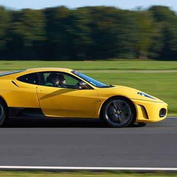 Circuit de Fay-de-Bretagne, Loire Atlantique (44) - Stage de pilotage Ferrari