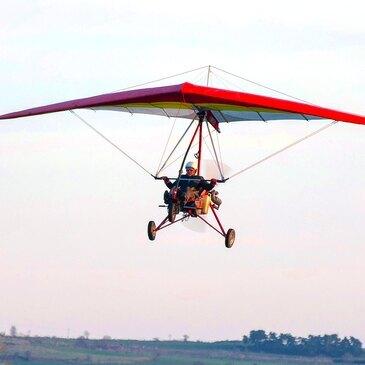 Pilotage ULM proche Aérodrome de Saint-Flour-Coltines