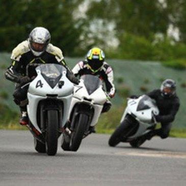 Stage de pilotage moto, département Allier