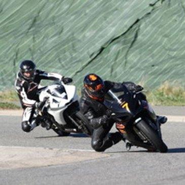 Stage de pilotage moto en région Auvergne