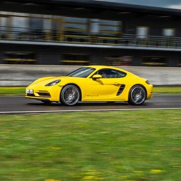 Stage Coaching en Porsche - Circuit d'Andrézieux