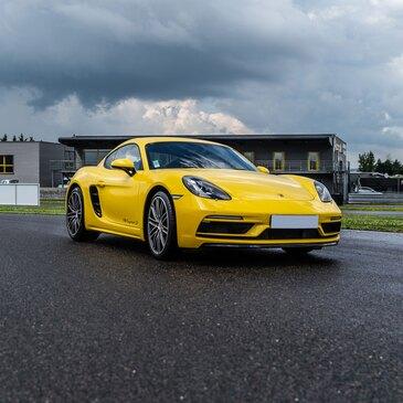 Stage de pilotage Porsche en région Rhône-Alpes