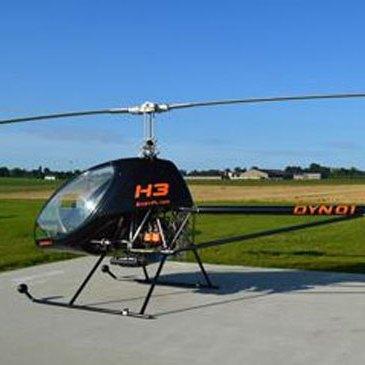 Aérodrome de Montélimar-Ancône, Drôme (26) - Stage initiation hélicoptère