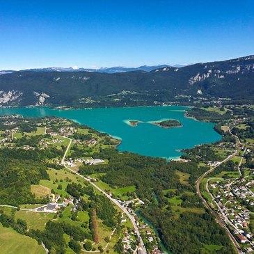 Baptême en ULM et Autogire, département Isère