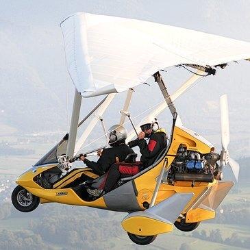 Pilotage ULM, département Isère