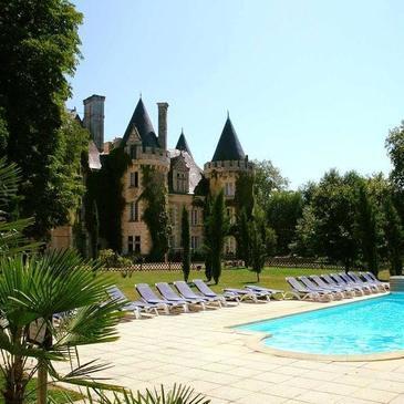 Week-end Golf et Bien-Être au Château des Sept Tours